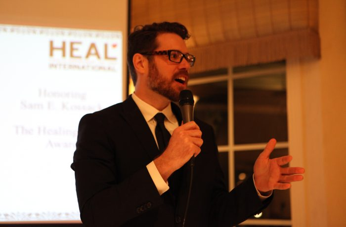 HEAL International Fundraiser
